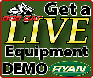 Demo Live Equipment