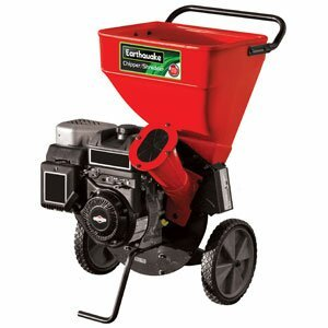 Earthquake Chipper-Shredder 9010400