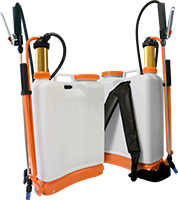Jacto Backpack Sprayer CD400 fb