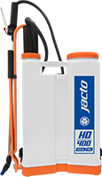 Jacto Backpack Sprayer HD400 WhtOrg front