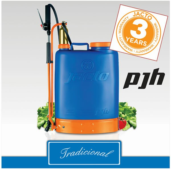 Jacto Backpack Sprayer PJH 3 Year Warranty