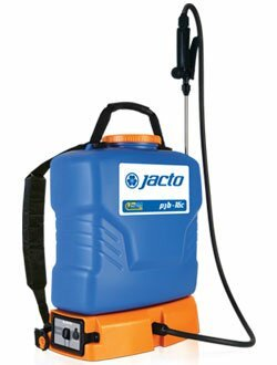 Jacto Battery Sprayer PJB 16C Angle View