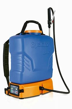 Jacto Battery Sprayer PJB16 Angle View