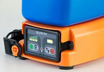 Jacto Battery Sprayer PJB16 Control Panel