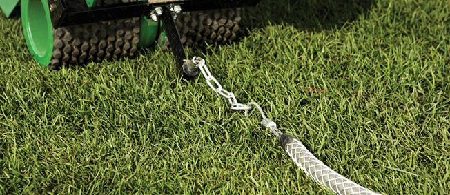 Ryan Jr. Sod Cutter Accessory wire-puller