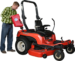 Tuff Jug Commercial Lawnmower