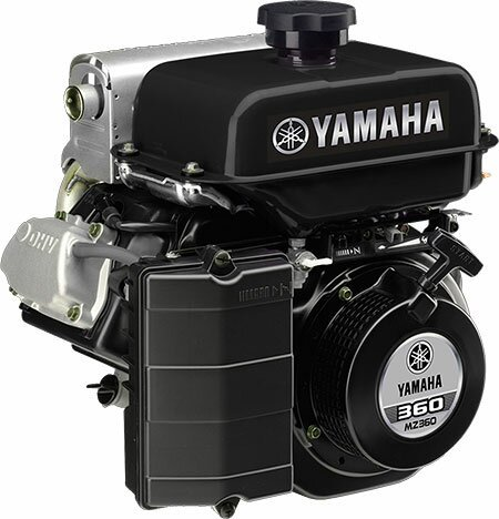 Yamaha MZ360 Industrial Engine