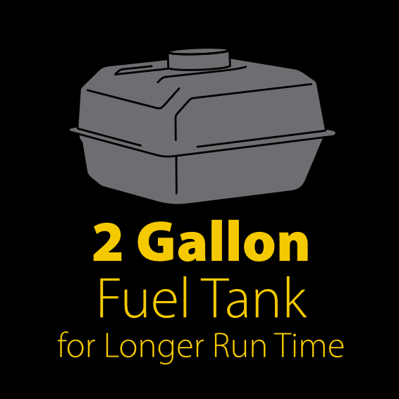 fuel tank two gallon