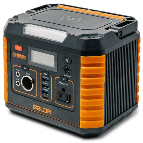 BALDR 330W Portable Power Station