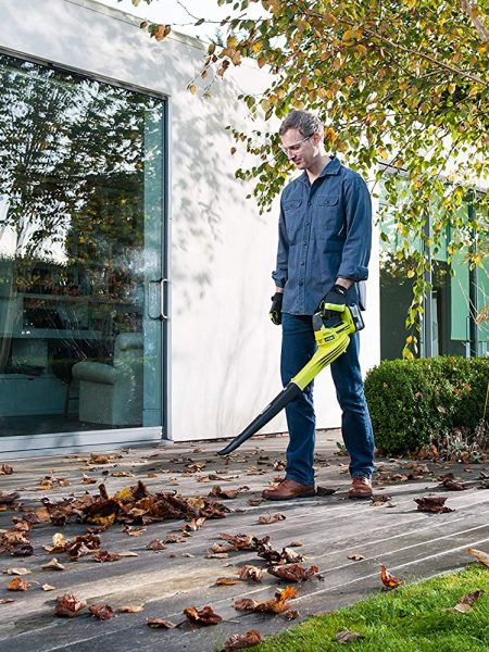 Best Ryobi Leaf Blower – Review & Buying Guide