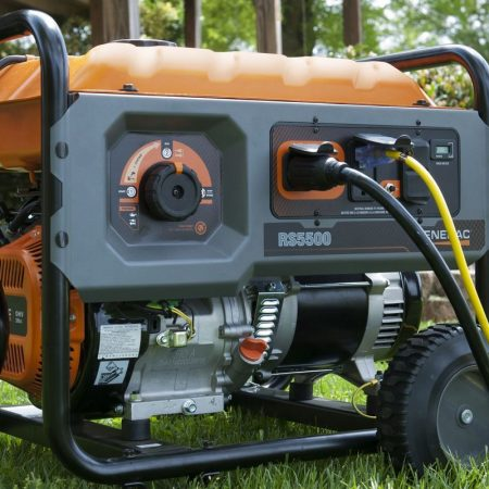 Best Generac Portable Generators — Review & Buying Guide