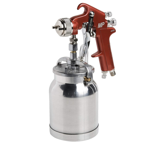 Astro Pneumatic Tool 4008 Spray Gun with Cup
