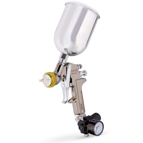 NEIKO 31215A HVLP Gravity Feed Air Spray Paint Gun