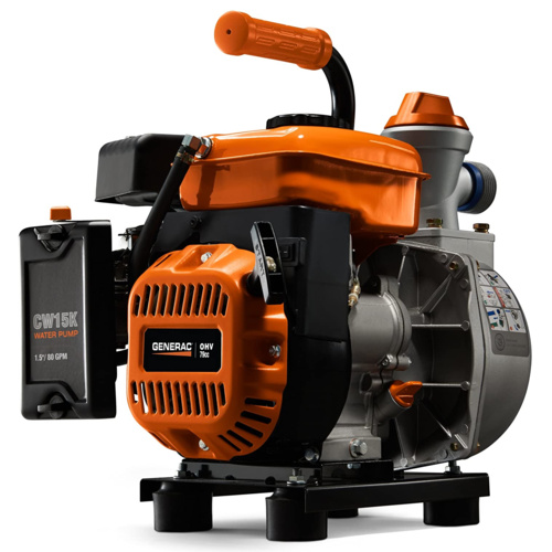 Generac 682 Clean Water Pump – Best Ergonomically Designed Water Pump