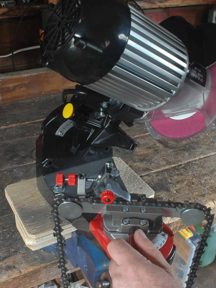 Best Oregon Chainsaw Sharpener — Review & Buying Guide