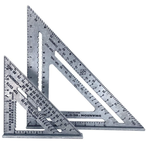 Swanson Tool Speed Square – Best Overall Carpenter Square