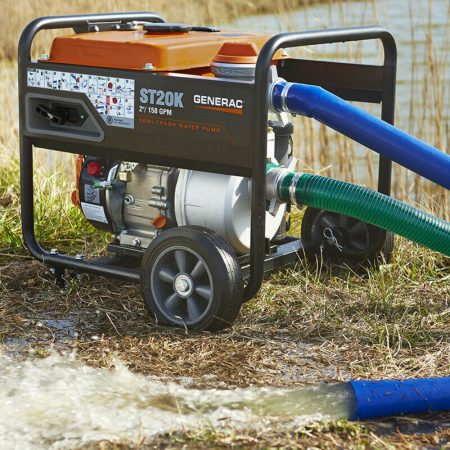 Best Generac Water Pump – Review & Buying Guide