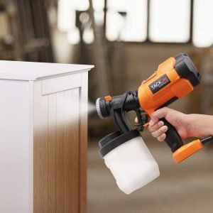Best HVLP Spray Gun for Cabinet — Review & Buying Guide